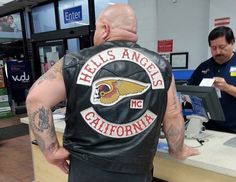 Hells Angels Buy Bikes For Homeless Youth - Esquire