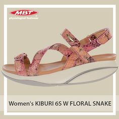 e9d00568e7fb Class up your everyday activities with a touch of snake with the Women s  Kiburi. Full
