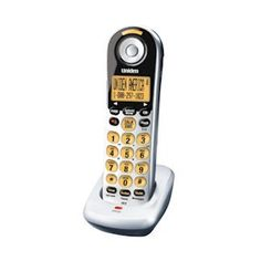 Uniden Accessory Handset with Talking Caller ID for D2997, D2998, EZI2996, EZAI2997 and CEZAI2998 by Uniden. $39.95. Features: Caller Id Announce Hearing Aid Compatible Audio Boost (+30 DB) Silent Mode Headset Jack on Handset Package Contents: DCX291 Accessory Handset and charger Charger AC power Battery Cover Rechargeable Battery Pack (BT-1016 or BT-1025)