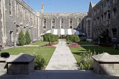 Gorgeous Toronto Wedding Venue: Hart House at the University of Toronto