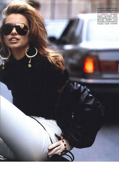 1992 | January | VOGUE with Cindy Crawford