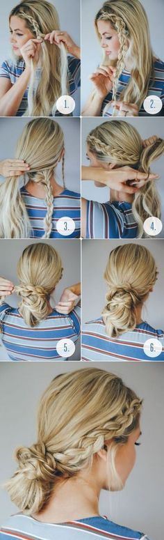 27 Five Minute Gorgeous and Easy Hairstyle