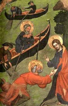 """Agnus Dei: """"Hombre de poca fe, ¿por qué has dudado?"""""""