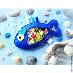 Купить Игрушка - искалка из фетра - синий, развивающая игрушка, развивающие игрушки, развитие мелкой моторики