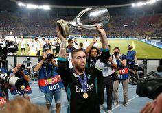 Real Madrid Uefa Supercup 2017 vs man.united