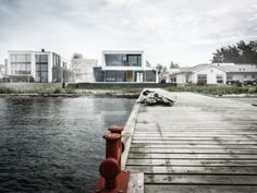 WATERFRONT VILLA | Nørkær Poulsen Arkitekter MAA ApS – Aalborg