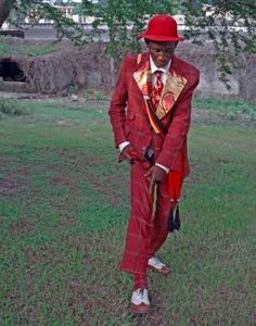 Sapeurs: the self-confessed dandies of Congo-Brazzaville - Africa ...