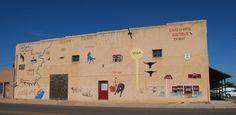 """ Crazy Horse Boutique "" in Vega Texas   http://route66jp.info Route 66 blog ; http://2441.blog54.fc2.com https://www.facebook.com/groups/529713950495809/"