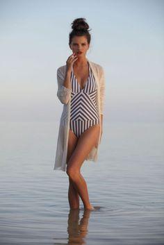 elegant beach wear
