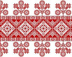 Kalotaszeg XIX. Century (Cross Stitch Pattern: http://qtp.hu/xszemes/nm2.php?minta=126858)