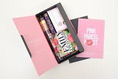 Pink Parcel - August 2016 edition - Gem's Up North