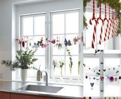 Boże Narodzenie, dom na zimę, dom na święta, how to decorate home for Christmas, ikea, jak ozdobić, jak udekorować, jak urządzić, styl skand...