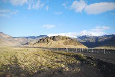 Eyjafjallajökull, October 2012