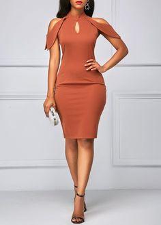 Dress bodycon dress, peplum dress, sexy dresses, fashion dresses, new dress Elegant Dresses, Sexy Dresses, Casual Dresses, Sheath Dresses, Curvy Fashion, Girl Fashion, Fashion Outfits, Dress Fashion, African Fashion Dresses