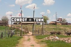 Welcome to 1880 Cowboy Town in Buffalo Ridge: roadside Americana at its weirdest and most surreal.