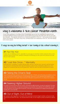 MD Solar Sciences Tips for Melanoma Awareness Month