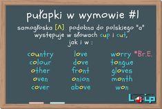 English Vinglish, English Lessons, Learn English, English Grammar Tenses, English Vocabulary, Education English, Teaching English, Polish Language, School S