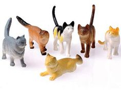 Toy Cats Case Pack 10