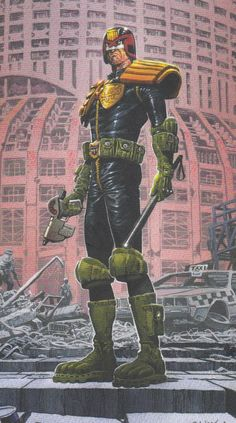 Judge Dredd, Day of Chaos: Fallout