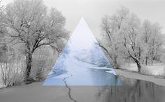 Photoshop, Winter Lake (http://www.youwall.com/papel/winter_lake_wallpaper_44dd6.jpg)