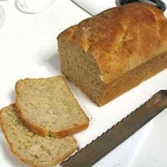 Sugar Free Wholemeal bread, sounds yummy!