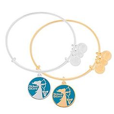 Your sense of style will be forever brave when wearing this Merida bangle in a choice of gold and silver finishes by Alex and Ani. Our bold metal bracelet is fully adjustable for a perfect fit.