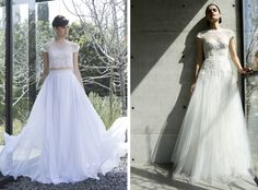 Mira Zwillinger 2014/2015 Collection   SouthBound Bride