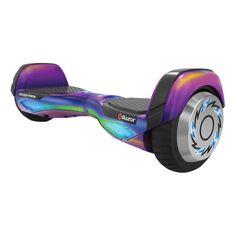 Razor HoverTrax Dlx Hoverboard Self-Balancing Smart Scooter - Spectrum