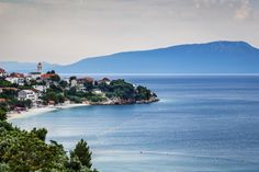 The Town of Gradac Within the Makarska Riviera Places In Europe, Places To Travel, Places To See, Visit Croatia, Croatia Travel, Travel Europe, Makarska Croatia, Wonderful Places, Beautiful Places
