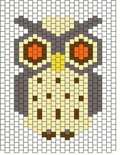 c#owl #bead #patterns