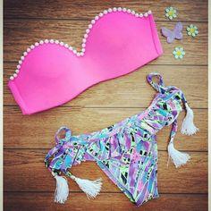 $13.99 (Buy here: https://alitems.com/g/1e8d114494ebda23ff8b16525dc3e8/?i=5&ulp=https%3A%2F%2Fwww.aliexpress.com%2Fitem%2FHot-Style-Women-Tankini-Bikini-Set-Swimwear-2016-Strapless-Beading-Brasilian-Biquini-Swimsuits-Push-Up-Trajes%2F32710685428.html ) Hot Style Women Tankini Bikini Set Swimwear 2016 Strapless Beading Brasilian Biquini Swimsuits Push Up Trajes De Bano DD21 for just $13.99