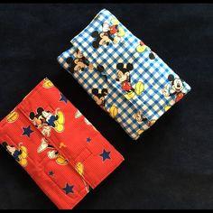Jewelry Travel Caseblue Mickey
