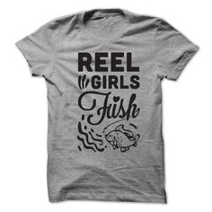 #Petst-shirt... Awesome T-shirts  Worth :$19.00Purchase Now    Low cost Codes   View photographs & pictures of Reel Girls Fish T-Shirt t-shirts & hoodies:For those who do not completely love our design, you possibly can SEARCH your favourite one through the use o....
