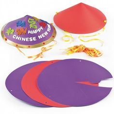 Design Your Own Chinese Hats