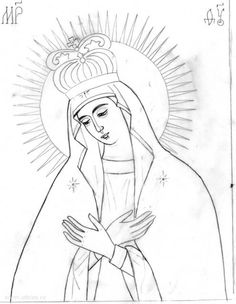 10203 Religious Symbols, Religious Images, Religious Art, Coloring Books, Coloring Pages, Russian Icons, Peacock Art, Byzantine Art, Art Icon