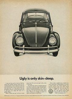 """1966 Volkswagen """"Skin Deep"""" by aldenjewell, via Flickr"""