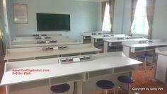 Bàn giao các phòng học bộ môn Trường THCS Trung Chính - Nông Cống - Thanh Hóa - Công ty sản xuất thiết bị giáo dục Sông Việt