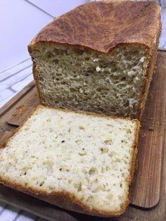 Pão de batata doce sem glúten e sem lactose!