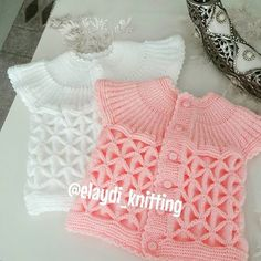 örgülerim (@elaydi_knitting) | Instagram photos and videos Crochet Baby, Knit Crochet, Baby Barn, Baby Knitting Patterns, Kids And Parenting, Projects To Try, Arts And Crafts, Photo And Video, Lace