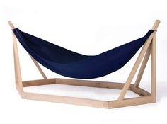 Break from tradition with the Dissidence Hammock: the hammock that lets you add a touch of relaxation and comfort to any outdoor or indoor l
