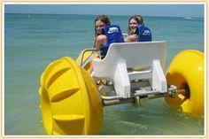 """""""Aqua Cycles""""!! Vacation Water Toys"""