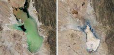See in Bolivien: Der Poopó ist weg - SPIEGEL ONLINE - Nachrichten - Wissenschaft