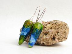 https://flic.kr/p/spLqH2 | polymer Clay jewelry from polymerdesign on etsy