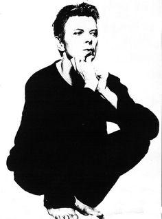 David Bowie - handsome