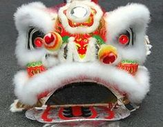 Chinese Lion Mask Directions http://www.ehow.com/how_6284782_make-chinese-lion-mask.html