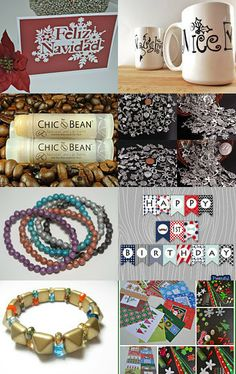 TOP 16 MUST-HAVE BNS Round 24 by CHIC Bean http://etsy.me/1imkTP9 via @Etsy #gifts #turquoisenecklace #cards #findings #lipbalm #jewelry--Pinned with TreasuryPin.com