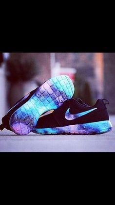 Galaxy #Nike Roshes // In need of a detox? 10% off using our discount code 'Pin10' at www.ThinTea.com.au
