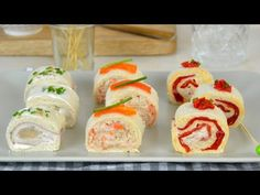 Fishmonger-Style Sushi Balls Recipe - Yummy this dish is very delicous. Let's make Fishmonger-Style Sushi Balls in your home! Sushi Ball Recipe, Balls Recipe, Tasty, Yummy Food, Best Dishes, Canapes, High Tea, Mini Cupcakes, Japanese Food