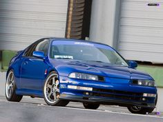 1993 honda prelude - what I have right now. Me and Josh will be working on it soon <3