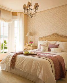 40 Romantic And Tender Feminine Bedroom Design Ideas For Valentine Day - victorian bedroom inspiration - Bedroom Feminine Bedroom, Cozy Bedroom, Dream Bedroom, Bedroom Decor, Decorating Bedrooms, Bedroom Ideas, Sophisticated Bedroom, Budget Bedroom, Master Bedroom